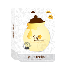 Load image into Gallery viewer, Papa Recipe Bombee Whitening Honey Mask, 10 Sheets - Tokyo-On