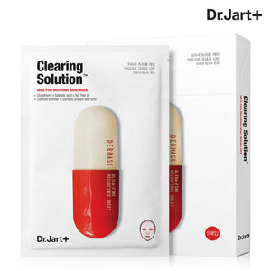 DR.JART+ Clear Solution Facial Mask, 5 Sheets - Tokyo-On