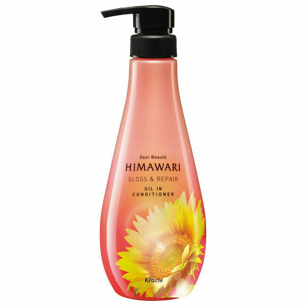 Kracie Dear Beaute Himawari Gloss and Repair Conditioner 500ml