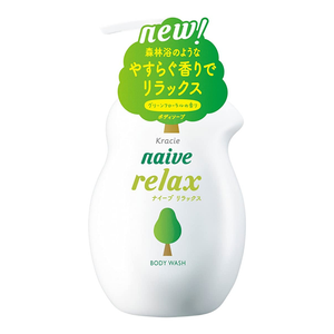 Kracie Naive Relax Body Wash 530ml - Tokyo-On