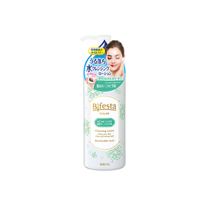 Mandom Bifesta Acne Care Cleansing Lotion 300ml - Tokyo-On