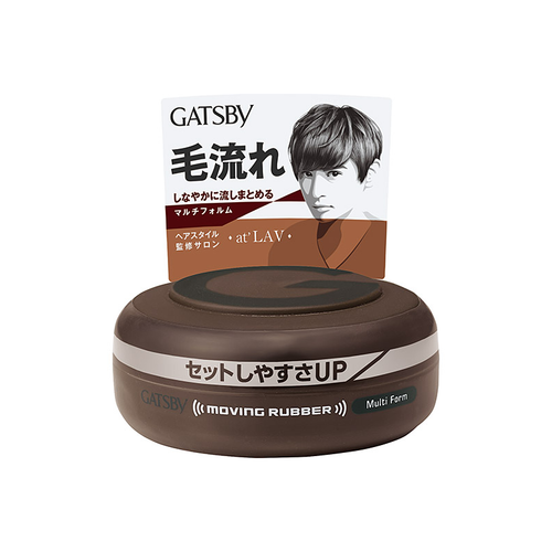 Mandom Gatsby Moving Multi Form Hair Wax 80g - Tokyo-On