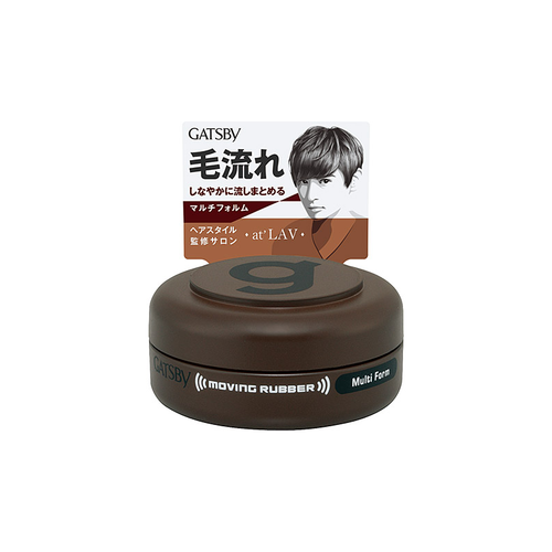 Mandom Gatsby Moving Multi Form Hair Wax 15g - Tokyo-On