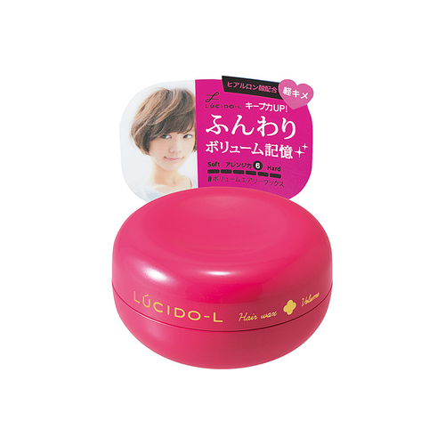 Mandom Lucido-L Women's Volume Airy Hair Wax 60g - Tokyo-On