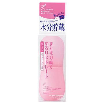Mandom Lucido-L Hair Straight Make Supplement Styling Milk Treatment 70g - Tokyo-On