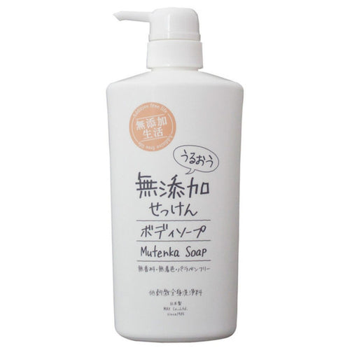 Max Non Additive Moisture Mutenka Body Soap 500ml - Tokyo-On
