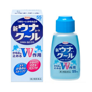 Kowa Una Cool Itch Relief For Insect Bites 55ml - Tokyo-On