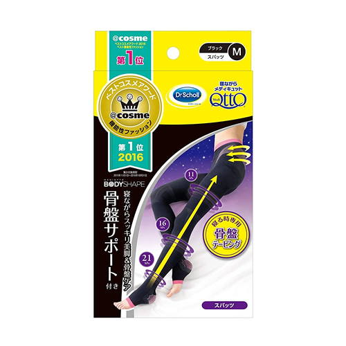 Dr. Scholl Medi Qtto Hip Support Compression Tights For Sleep(L) - Tokyo-On