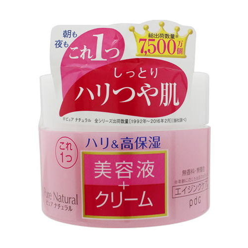 PDC Pure Natural Moisture Cream Essence 100g - Tokyo-On