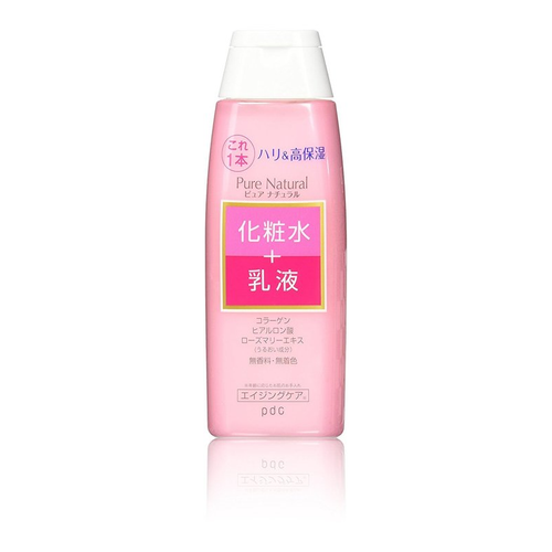 PDC Pure Natural Collagen Hyaluronic Acid Essence Lotion 210ml - Tokyo-On