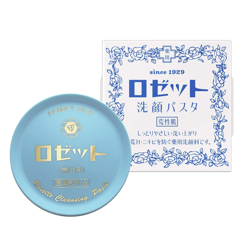 Rosette Sengan Facial Cleansing Paste For Dry Skin 90g - Tokyo-On