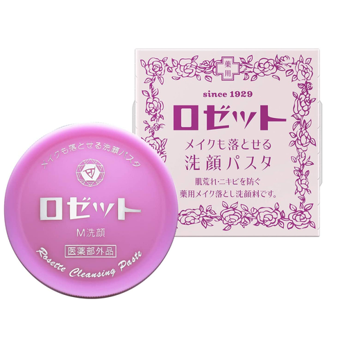 Rosette Sengan Facial Cleansing Paste For Makeup Removal 90g - Tokyo-On