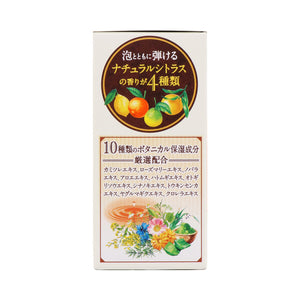 Earth Onpo Botanical Citrus Bath Salt, 12 Packs - Tokyo-On