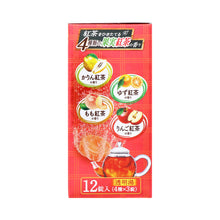Load image into Gallery viewer, Earth Onpo Botanical Fruit Tea Bath Salt, 12 Packs - Tokyo-On