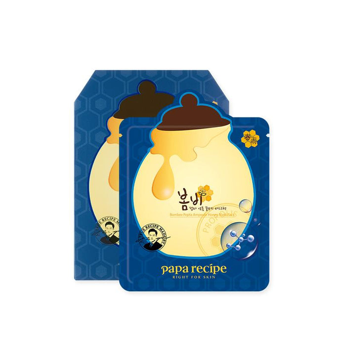 Papa Recipe Bombee Pepta Ampoule Honey Mask