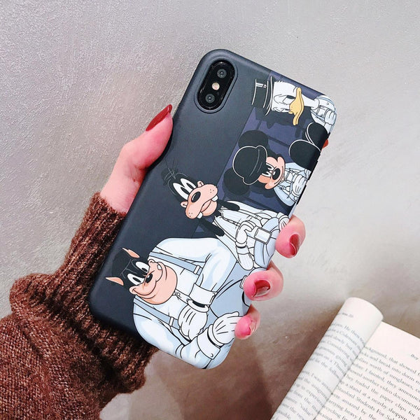GOOFY AND FRIENDS CASE