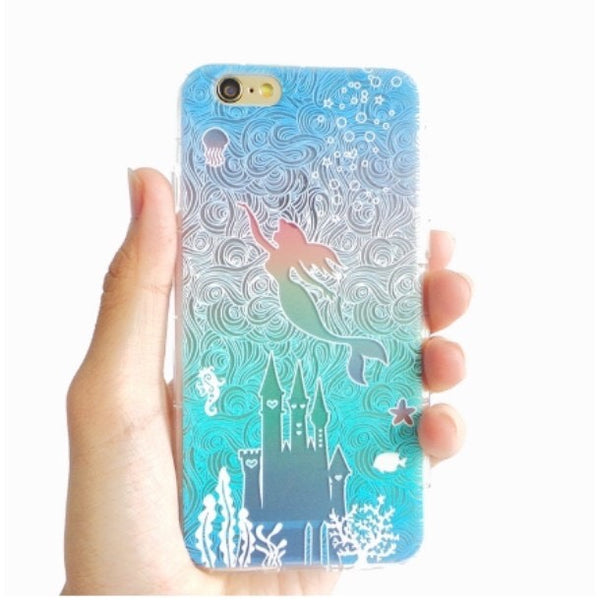 CASTLE MERMAID CASE