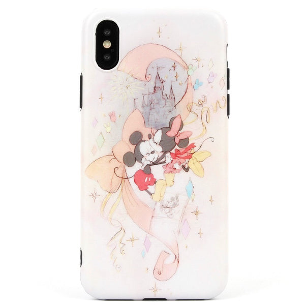 CUDLING MICKEY CASE