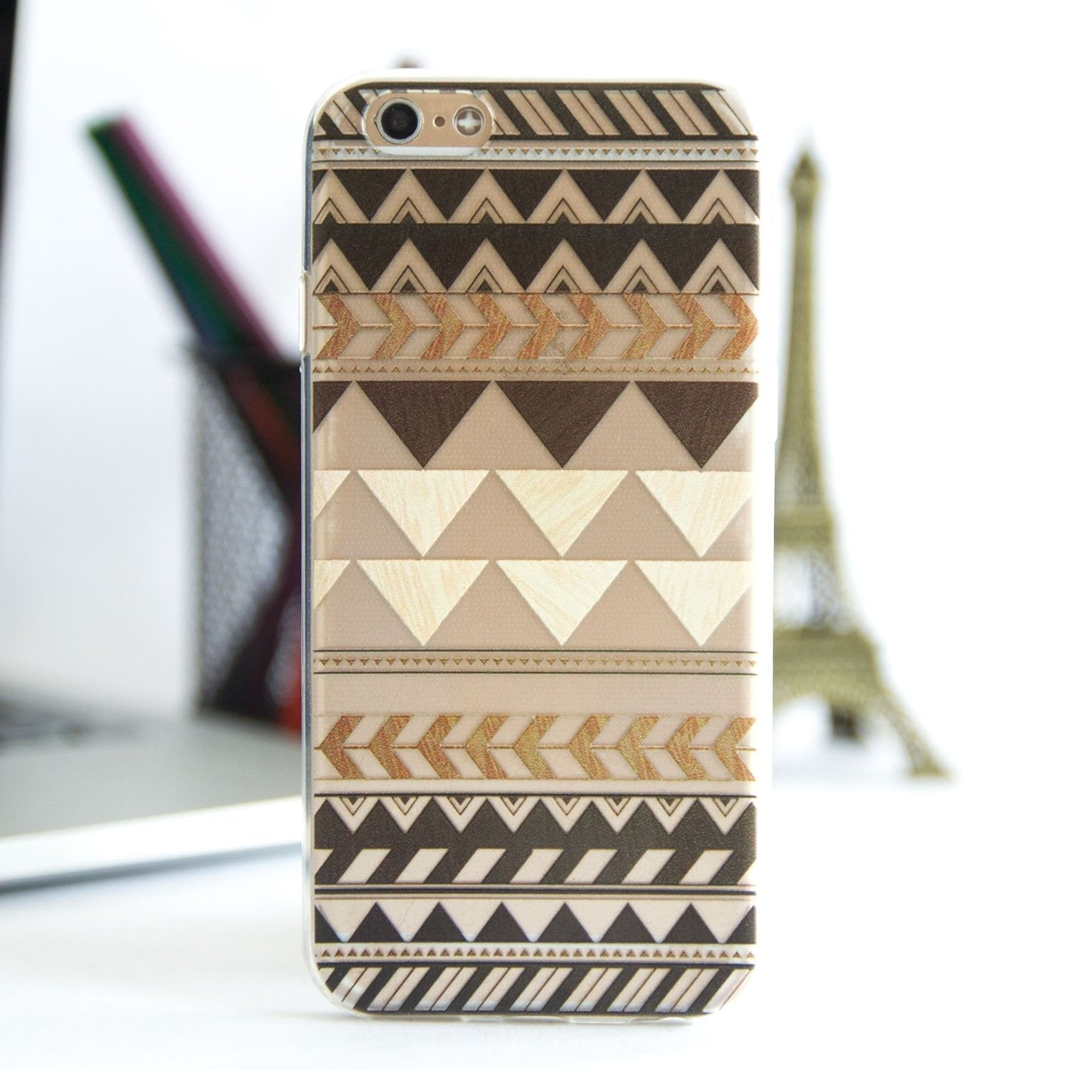 TRIBAL GOLD CASE