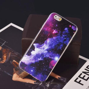 PURPLE GALAXY CASE