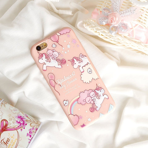 KINDNESS UNICORN CASE