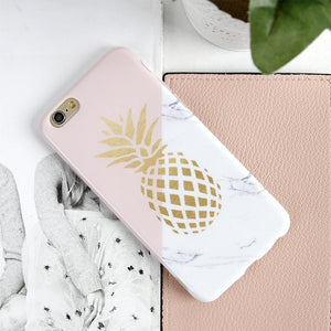 ANANAS MARBLE CASE