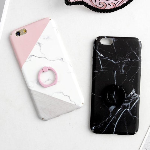 MARBLE RING CASE