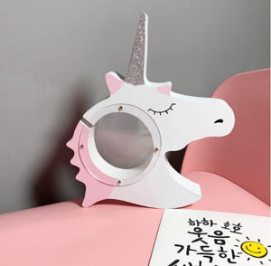 SAVING BOX UNICORN