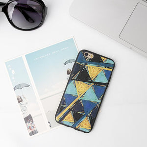 BLUE YELLOW CASE