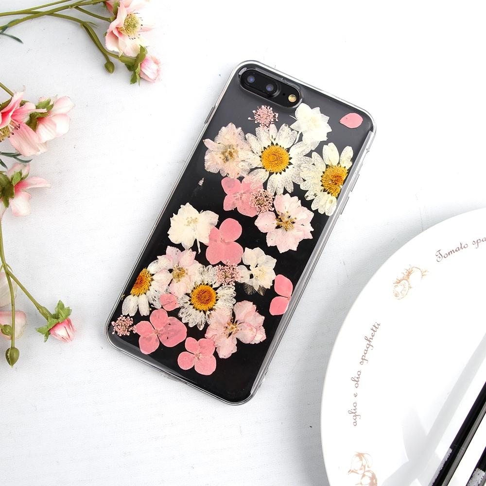 RAINBOW FLOWERS CASE