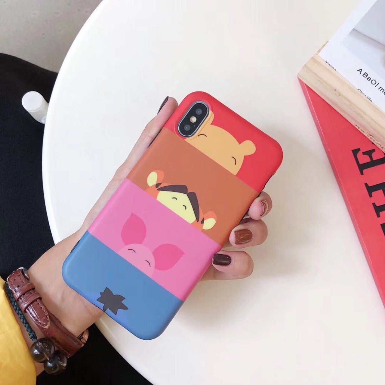 THE POOH N FRIEND CASE