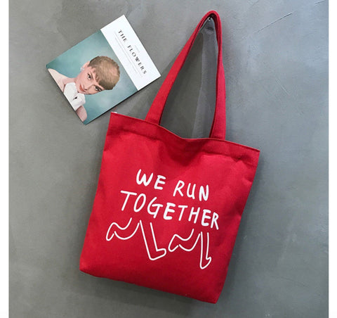 RUN TOGETHER TOTTEBAG