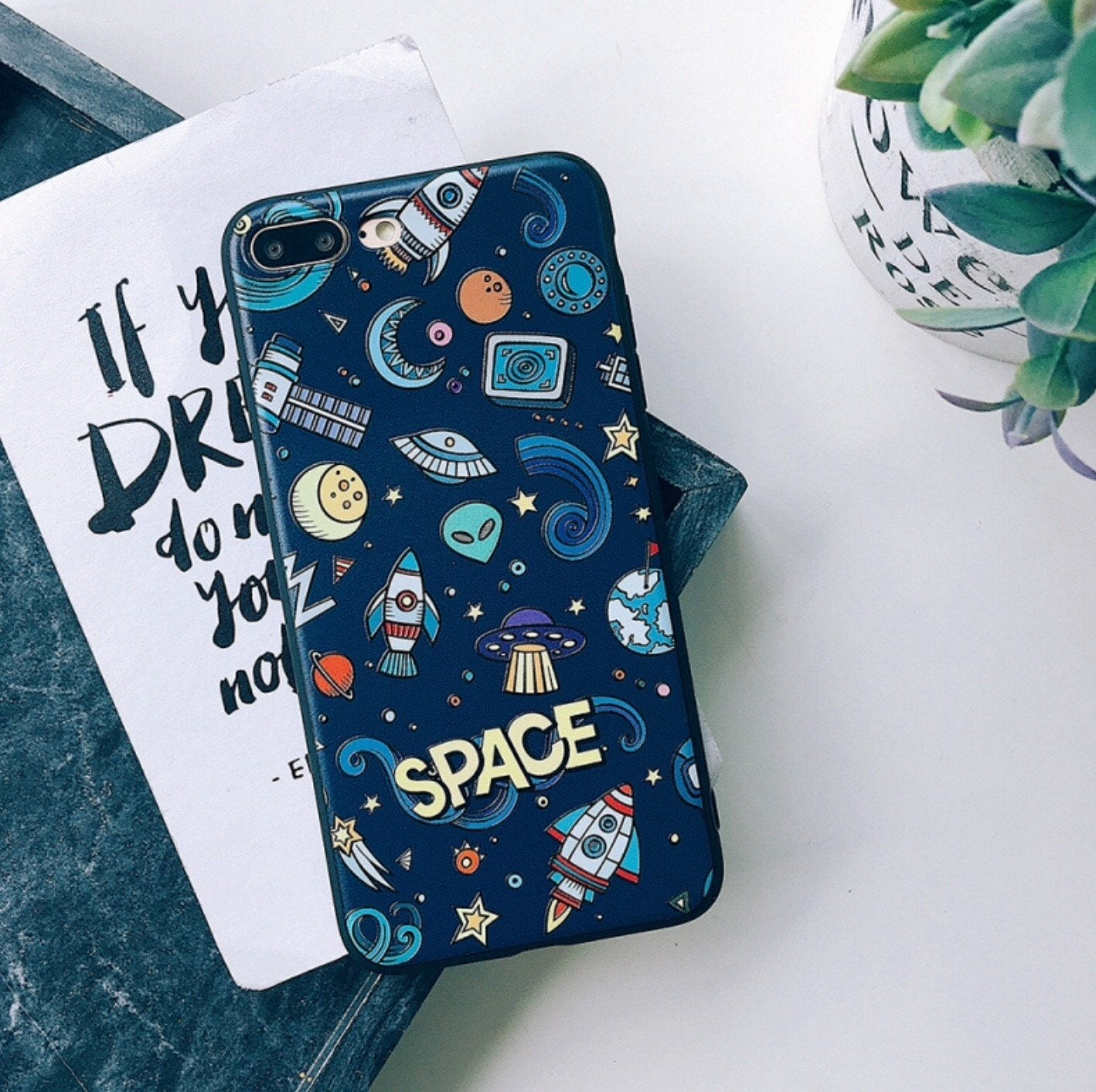 ROCKET SPACE CASE
