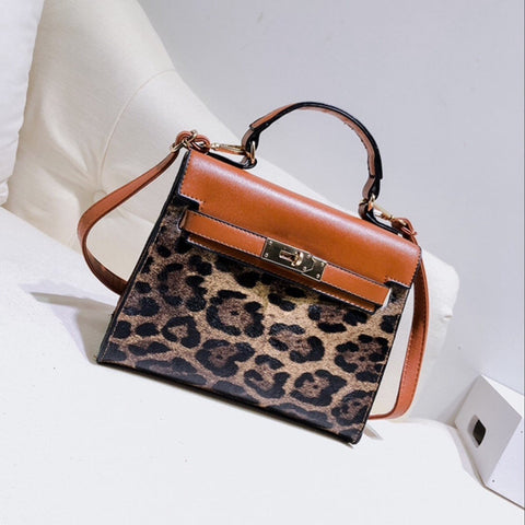 BIRKILEOPARD BAG