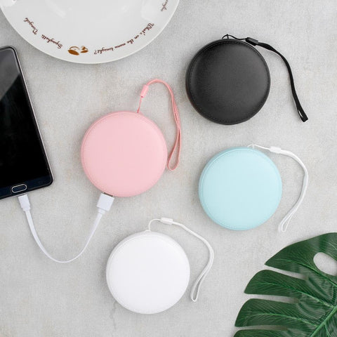 CIRCLE PASTEL POWERBANK