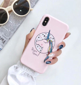 UNICORN SPACE CASE
