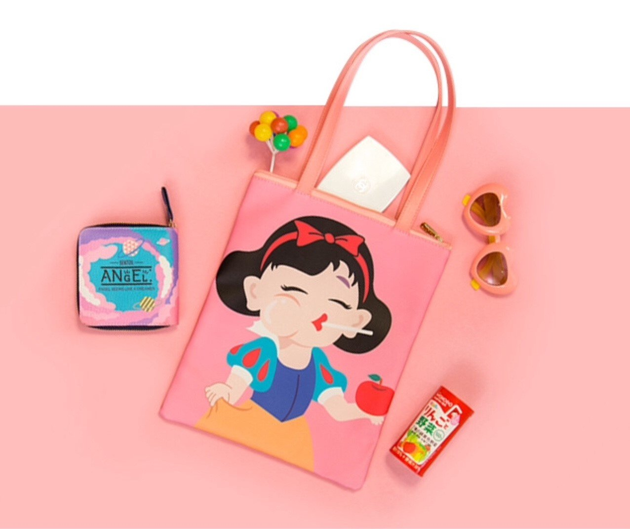 BETTY TOTTEBAG