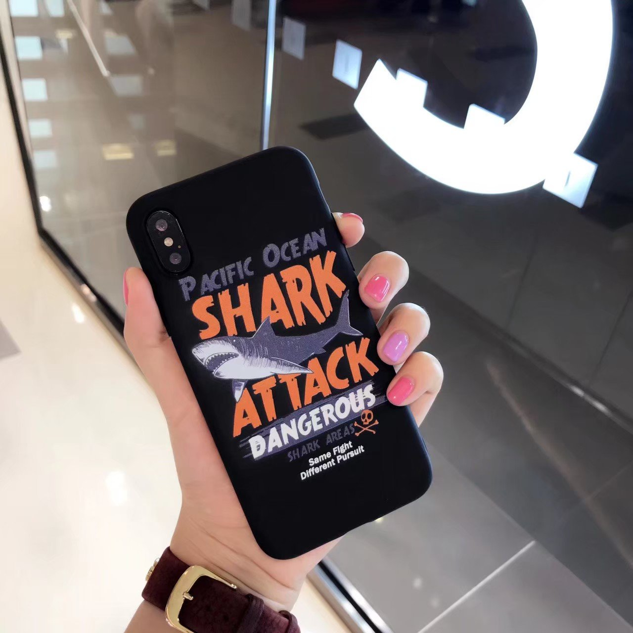 Shark Attack Case