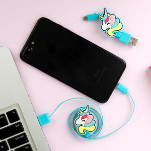 LADY UNICORN USB