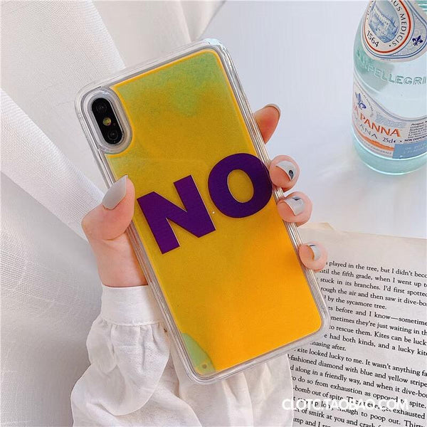 NO CASE (GLOW IN THE DARK)