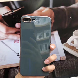 GREY MIRROR CASE