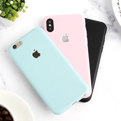 PASTEL APPLE CASE