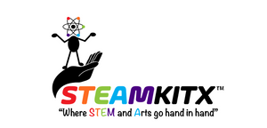 STEAMKITX™ is an education company that makes STEM & Arts Kits, activities that the whole family can enjoy.