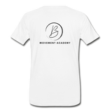 Be The Movement Tee - B MOVEMENT ACADEMY