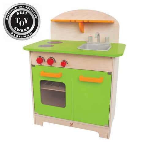 Gourmet Kitchen (Green)