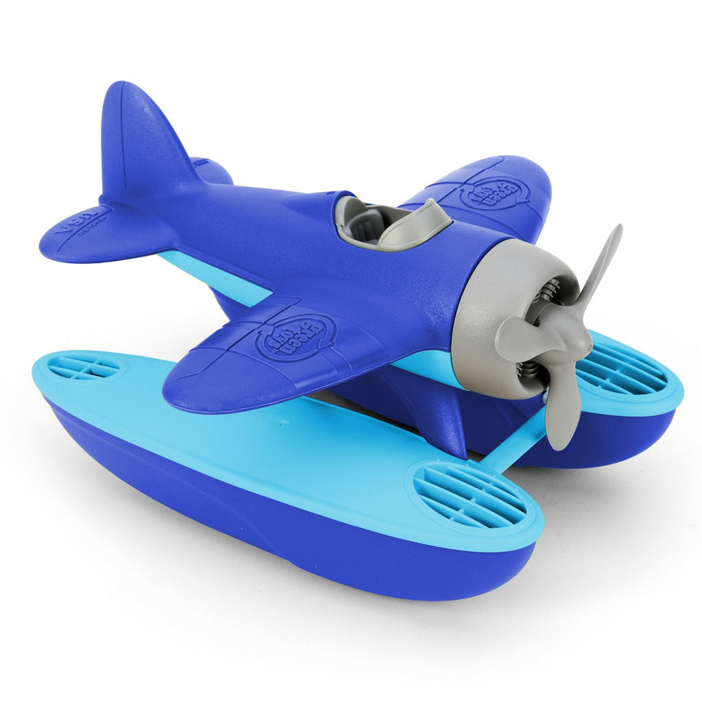 Seaplane Safe Seas Set (Dark Blue) - Special Ocean Edition