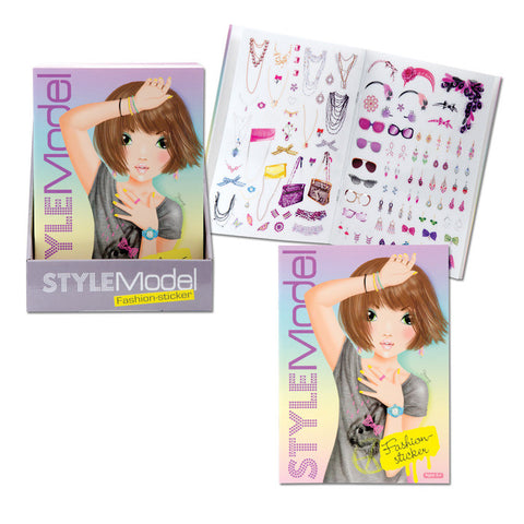 STYLEModel - Fashion Sticker Set