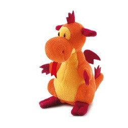 Plush Dragon (Orange)