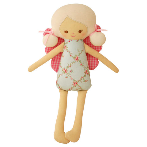 Fairy Doll Rattle (Flower Garden)