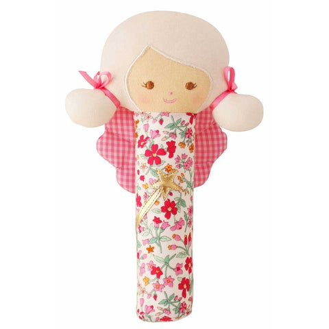 Fairy Doll Squeaker (Flower Bouquet)